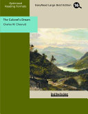 The Colonel's Dream (EasyRead Large Bold Edition)