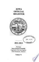 Iowa Official Register