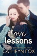 Love Lessons, New Adult Romance