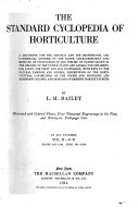 Pdf The Standard Cyclopedia of Horticulture