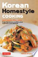 Korean Homestyle Cooking
