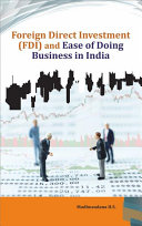 Foreign Direct Investment  FDI  and Ease of Doing Business in India