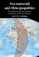 Neo-statecraft and Meta-geopolitics ebook