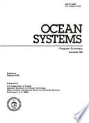 Ocean Systems