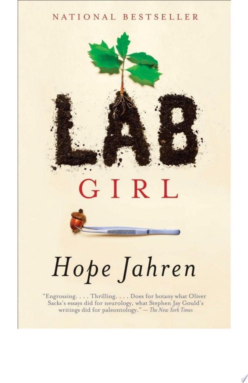 Lab Girl image