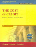 The Cost of Credit