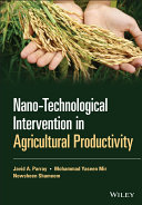 Nano Technological Intervention in Agricultural Productivity