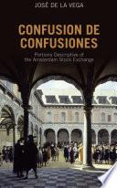 Confusion de Confusiones  1688