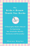 The Bride & Groom Thank-you Guide