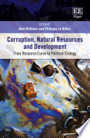 Corruption  Natural Resources and Development