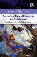 Pdf Corruption, Natural Resources and Development Telecharger