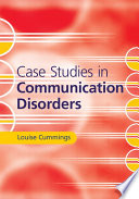 Case Studies in Communication Disorders Book PDF