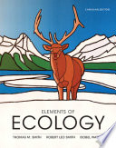 Elements of Ecology, First Canadian Edition,