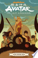 Avatar  The Last Airbender   Team Avatar Tales