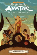 Avatar: The Last Airbender - Team Avatar Tales [Pdf/ePub] eBook