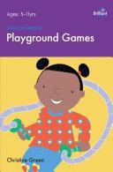 100  Fun Ideas for Playground Games