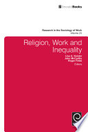 Religion  Work  and Inequality