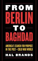 From Berlin to Baghdad Pdf/ePub eBook