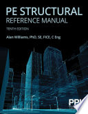 PPI PE Structural Reference Manual, 10th Edition – Complete Review for the NCEES PE Structural Engineering (SE) Exam
