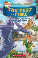 Pdf The Test of Time (Geronimo Stilton Journey Through Time #6)