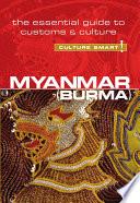 Myanmar Culture Smart