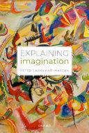 Explaining Imagination Pdf/ePub eBook