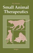 Small Animal Therapeutics