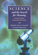 Science and the Search for Meaning