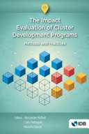 Pdf The Impact Evaluation of Cluster Development Programs Telecharger