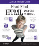 Head First HTML with CSS   XHTML Book