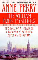 The William Monk Mysteries