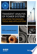 Transient Analysis of Power Systems