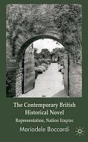 The Contemporary British Historical Novel