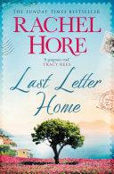 Last Letter Home Pdf/ePub eBook