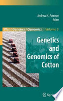 Genetics And Genomics Of Cotton Book PDF