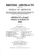 British Abstracts
