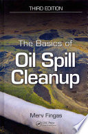 The Basics Of Oil Spill Cleanup Third Edition