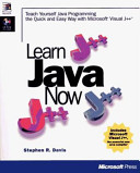 Learn Java Now