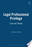 Legal Professional Privilege