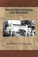 History of the Weimar Joint Sanatorium and the Weimar Cemetery Book PDF