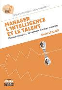 Pdf Manager l'intelligence et le talent Telecharger