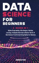 Data Science for Beginners Book