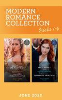 Modern Romance June 2020 Books 1 4