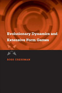 Evolutionary Dynamics and Extensive Form Games