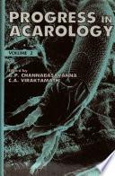 Progress in Acarology