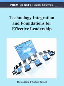 Technology Integration and Foundations for Effective Leadership [Pdf/ePub] eBook