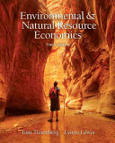 Cover of Environmental & Natural Resource Economics