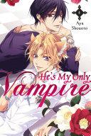 He's My Only Vampire, Vol. 4 Book