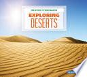 Exploring Deserts Book