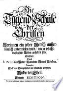Die Tugend-Schule der Christen